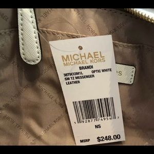 Michael Kors Bags - New $248 Michael Kors Brandi Handbag MK Purse Bag